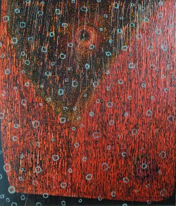 olej na płótnie 120x100 cm
