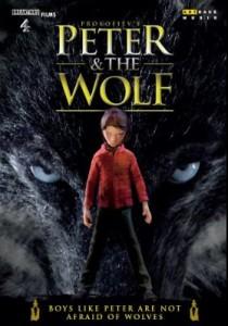 2006 – PIOTRUŚ I WILK / PETER & THE WOLF, reż. Suzie Templeton, wykonanie dekoracji